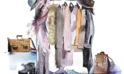 Cum asortezi rochia de iarna cu rucsacul