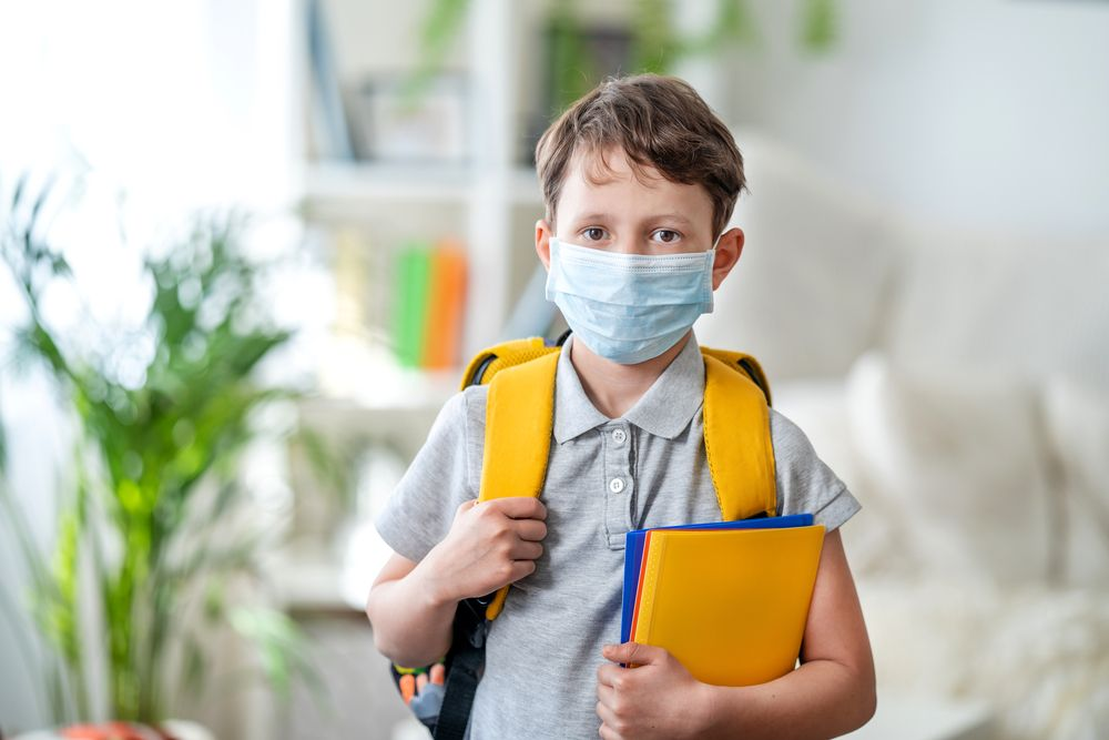 Școala în vremea pandemiei – ajutăm copiii să-și gestioneze anxietatea
