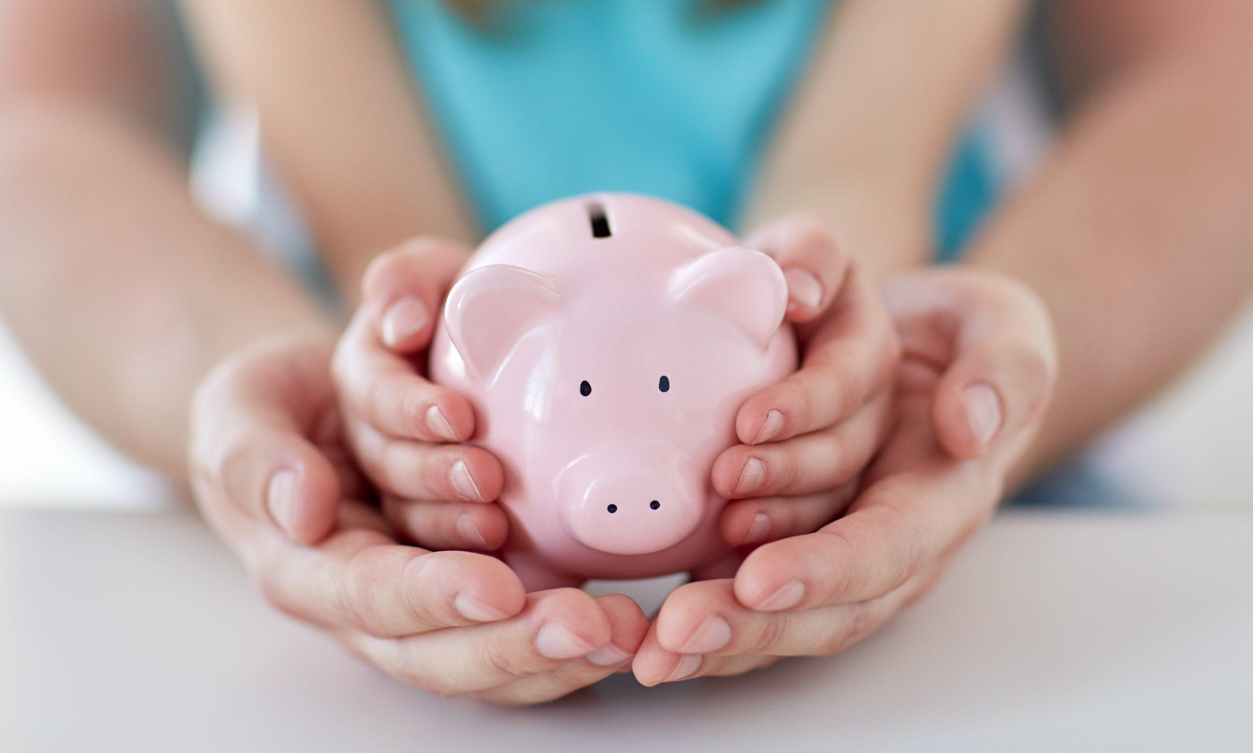 Educația financiară pentru copii. Cum îi creștem responsabili de mici