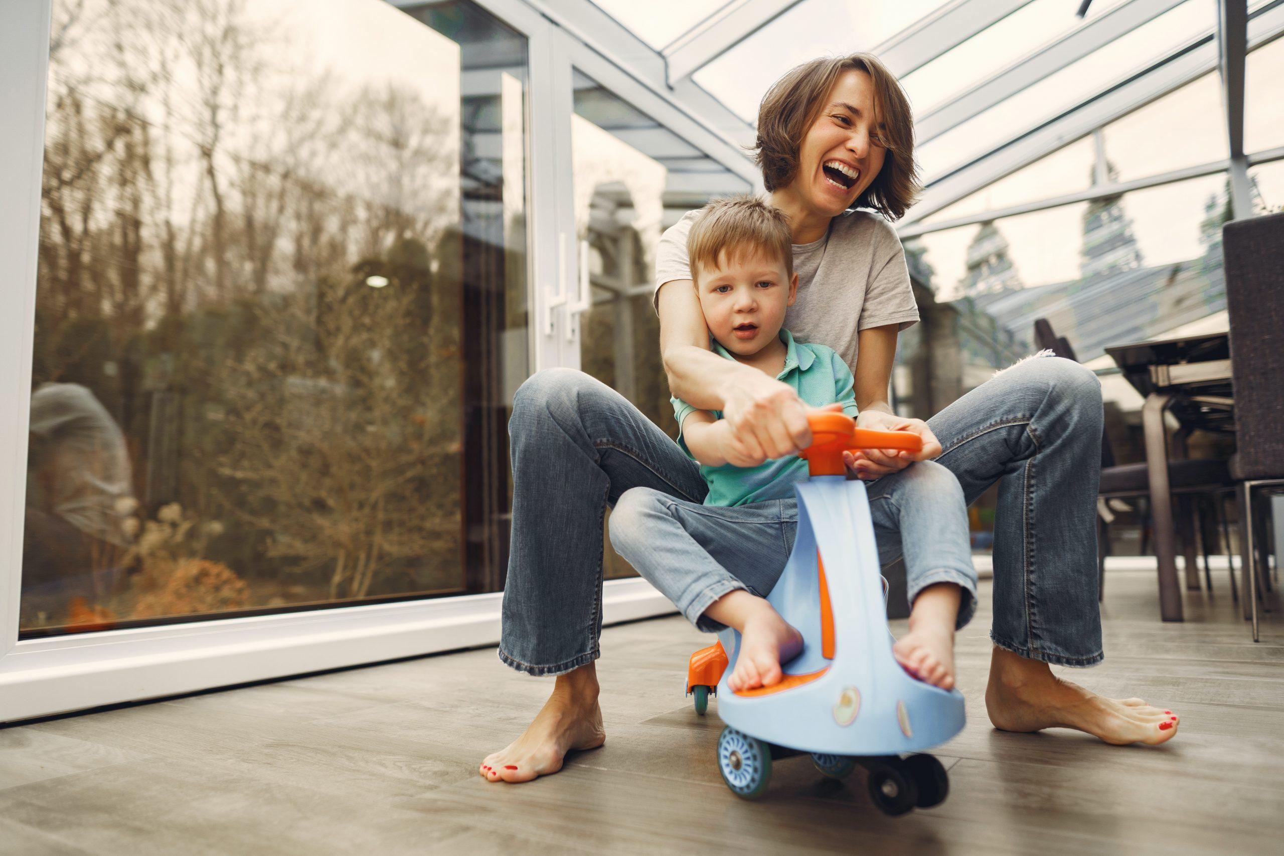 In spatele unui copil sanatos ar trebui sa fie o mama care are grija de propria sanatate
