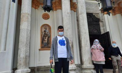 Miracolul de la Biserica Sf. Spiridon trăit alături de copilul nostru cu autism