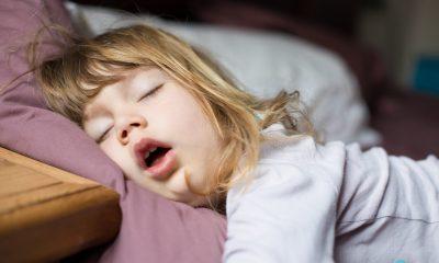 Apnee în somn la copii. Cauze, simptome și soluții
